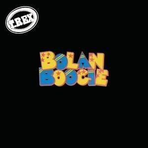 T. Rex: Bolan Boogie - Cover