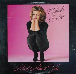 Belinda Carlisle: Mad About You - Cover