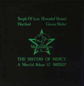 "The Sisters Of Mercy: Temple Of Love (12"") - Bild 2"