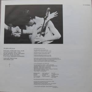 Patti Smith Group: Easter (LP) - Bild 8