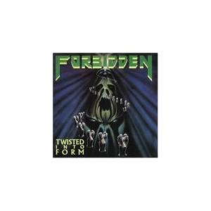 Forbidden: Twisted Into Form (CD) - Bild 1