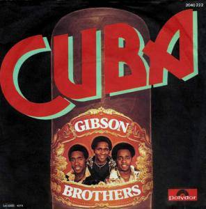Gibson Brothers: Cuba - Cover