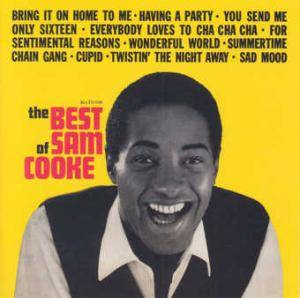 Sam Cooke: Best Of Sam Cooke (RCA), The - Cover