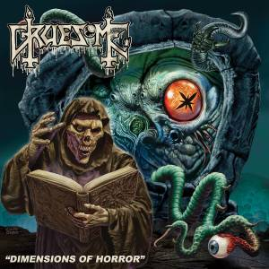 Gruesome: Dimensions Of Horror - Cover