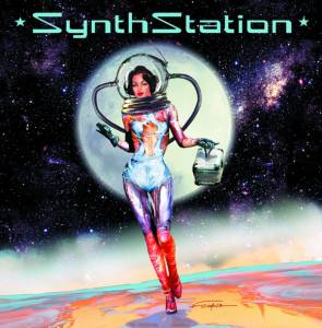 Cover - Q: Synth Station