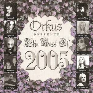 Orkus Presents The Best Of 2005 - Cover