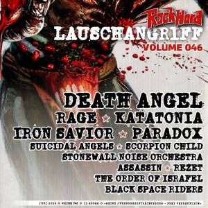 Rock Hard - Lauschangriff Vol. 046 (CD) - Bild 1