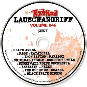 Rock Hard - Lauschangriff Vol. 046 (CD) - Bild 3