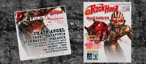 Rock Hard - Lauschangriff Vol. 046 (CD) - Bild 6