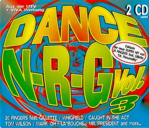 Cover - Nitribit: Dance N-R-G Vol. 3