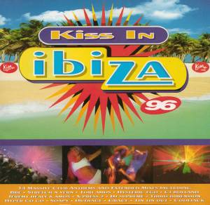 Kiss In Ibiza 96 - Cover