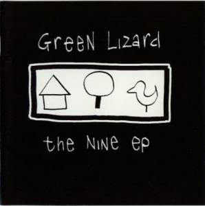 Cover - Green Lizard: Nine EP, The