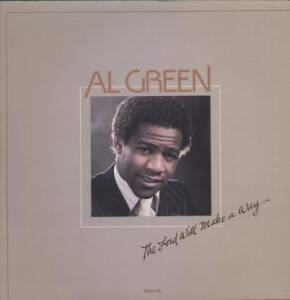 Al Green: Lord Will Make A Way, The - Cover