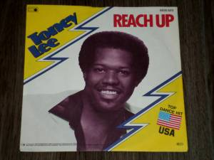 Cover - Toney Lee: Reach Up