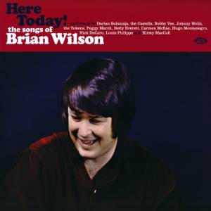 Cover - Super Stocks, The: Here Today! The Songs Of Brian Wilson