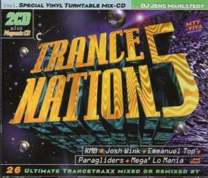 Cover - E-Max: Trance Nation 05
