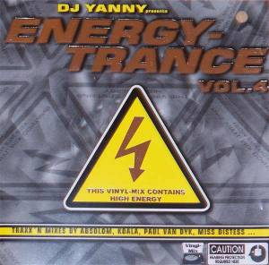 Cover - Mike Koglin: Energy-Trance Vol. 04