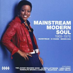 Cover - Linda Perry: Mainstream Modern Soul 1969-1976