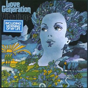 Cover - Love Generation: Vibrations