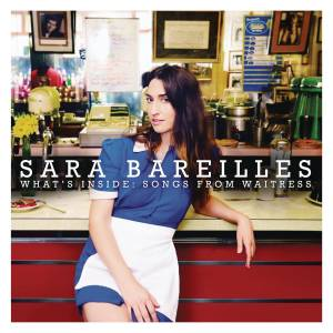Cover - Sara Bareilles: What's Inside: Songs From Waitress