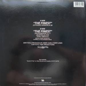 "S.O.S. Band: The Finest (12"") - Bild 2"