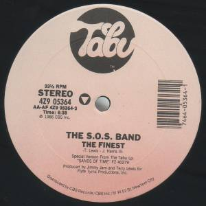 "S.O.S. Band: The Finest (12"") - Bild 3"