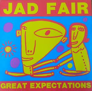 Cover - Jad Fair: Great Expectations