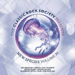 New Species Volume 24 - Cover
