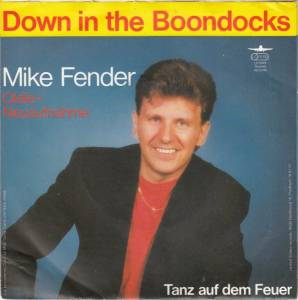 Cover - Mike Fender: Down In The Boondocks