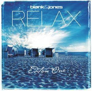 Cover - Blank & Jones: Relax Edition One