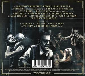 Volbeat: Seal The Deal & Let's Boogie (CD + Mini-CD / EP) - Bild 2