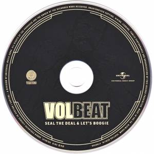 Volbeat: Seal The Deal & Let's Boogie (CD + Mini-CD / EP) - Bild 4
