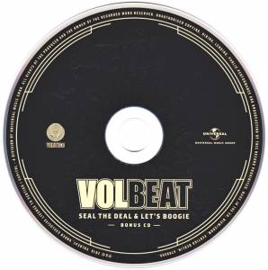 Volbeat: Seal The Deal & Let's Boogie (CD + Mini-CD / EP) - Bild 5
