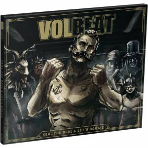 Volbeat: Seal The Deal & Let's Boogie (CD + Mini-CD / EP) - Bild 7