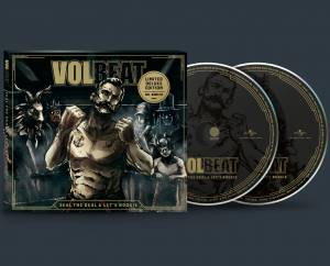 Volbeat: Seal The Deal & Let's Boogie (CD + Mini-CD / EP) - Bild 8