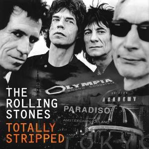 The Rolling Stones: Totally Stripped - Cover