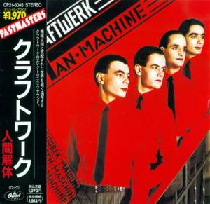 Kraftwerk: The Man-Machine (CD) - Bild 1