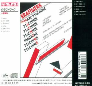 Kraftwerk: The Man-Machine (CD) - Bild 2