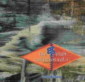 Cover - New York Voices: Grp Club Collection Vol. 1, The
