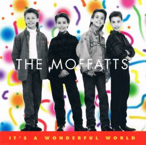 Cover - Moffatts, The: It's A Wonderful World