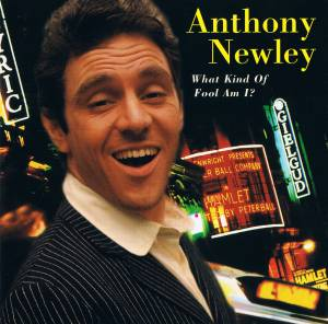 Cover - Anthony Newley: What Kind Of Fool Am I?