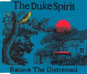 Cover - Duke Spirit, The: Relieve The Distressed