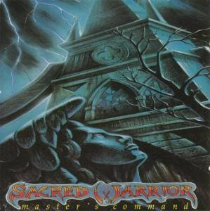 Sacred Warrior: Master's Command - Cover