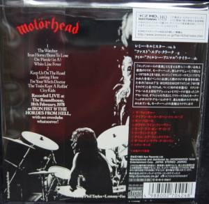 Motörhead: Recorded Live 1978 (CD) - Bild 2