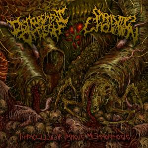 Cover - Disfigurement Of Flesh: Intracellular Impious Metamorphosis