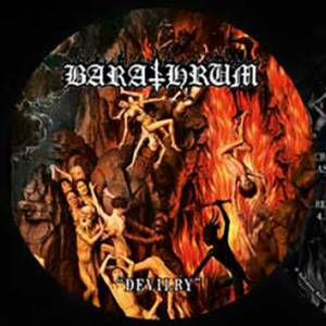 Cover - Barathrum: Devilry