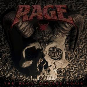 Rage: Devil Strikes Again, The - Cover