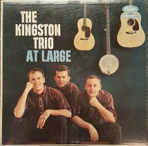 Cover - Kingston Trio, The: At Large