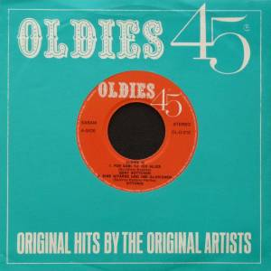 Oldies 45 - Cover