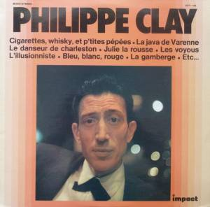 Cover - Philippe Clay: Philippe Clay